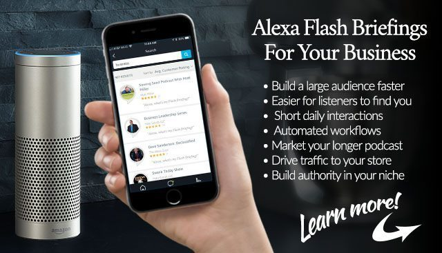 alexa flash briefings image