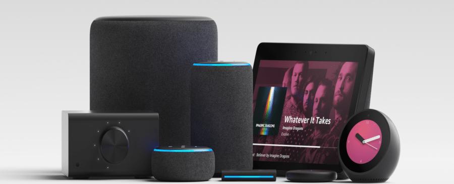 New Alexa Devices 2018