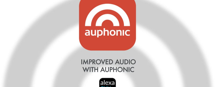 auphonic alexa flash briefing